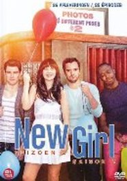 New girl - Seizoen 2, (DVD) BILINGUAL / W/ ZOEY DESCHANEL TV SERIES, DVDNL