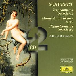 IMPROMPTUS/MOMENTS MUSICA W/WILHELM KEMPFF-PIANO Audio CD, F. SCHUBERT, CD