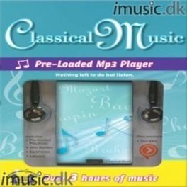 CLASSICAL MUSIC V/A, CD