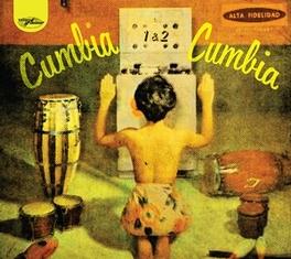 CUMBIA CUMBIA 1&2 2LP, INCL DOWNLOAD CARD V/A, Vinyl LP