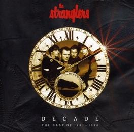 DECADE: THE BEST OF.. .. 1981 - 1990 Audio CD, STRANGLERS, CD