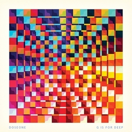G IS FOR DEEP 1ST SOLO ALBUM FROM ADAM DRUCKER(CLOUDDEAD, 13 & GOD) DOSEONE, Vinyl LP