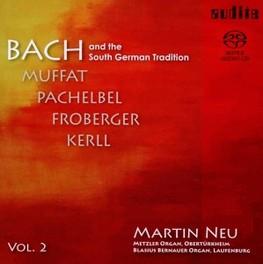 BACH AND THE NORTH GERMAN MARTIN NEU J.S. BACH, CD