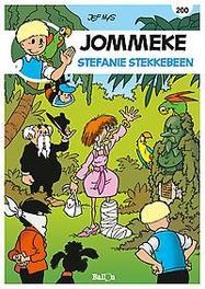 JOMMEKE 200. STEFANIE STEKKEBEEN JOMMEKE, Nys, Jef, Paperback