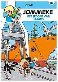 JOMMEKE 153. HET HOOFD VAN SAMOS JOMMEKE, Nys, Jef, Paperback