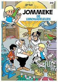 JOMMEKE 212. DE LIMONADELELIES JOMMEKE, Nys, Jef, Paperback