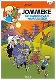 JOMMEKE 215. DE KIMONO VAN...