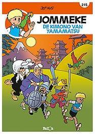 JOMMEKE 215. DE KIMONO VAN YAMAMATSU JOMMEKE, Nys, Jef, Paperback