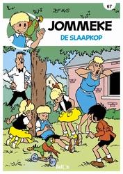 JOMMEKE 067. DE SLAAPKOP