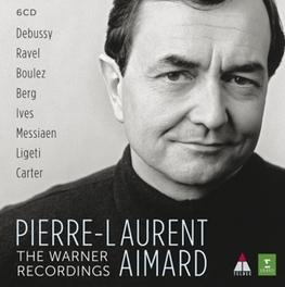 WARNER 20TH CENTURY RECOR AIMARD, PIERRE-LAURENT, CD