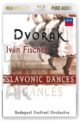 SLAVONIC DANCES VARIOUS//*AUDIO BLU RAY*