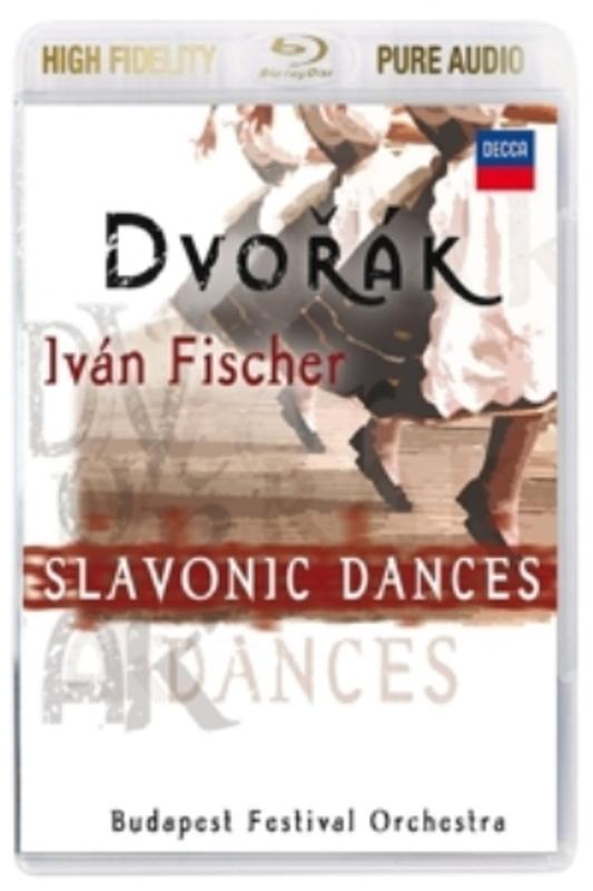 SLAVONIC DANCES VARIOUS//*AUDIO BLU RAY* A. DVORAK, Blu-Ray