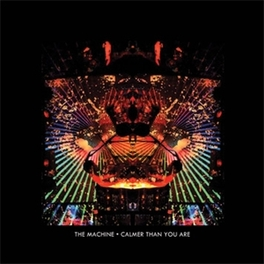 CALMER THAN YOU ARE MACHINE, Vinyl LP