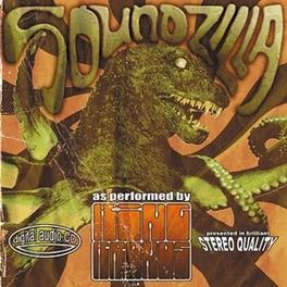 SOUNDZILLA KING KRONOS, Vinyl LP