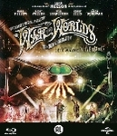Jeff Wayne - War of the world concert, (Blu-Ray) BILINGUAL / THE NEW GENERATION-ALIVE ON STAGE AT THE O2