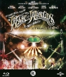 Jeff Wayne - War of the world concert, (Blu-Ray) BILINGUAL / THE NEW GENERATION-ALIVE ON STAGE AT THE O2 JEFF WAYNE, Blu-Ray