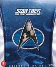 Star trek next generation - Seizoen 5, (Blu-Ray) BILINGUAL TV SERIES, Blu-Ray