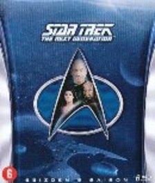 Star trek next generation - Seizoen 5, (Blu-Ray) BILINGUAL TV SERIES, Blu-Ray