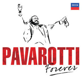 FOREVER Audio CD, LUCIANO PAVAROTTI, CD