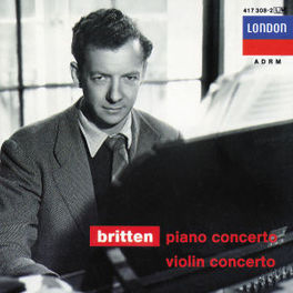 PIANOCONCERT OP.13 ECO/BRITTEN Audio CD, B. BRITTEN, CD