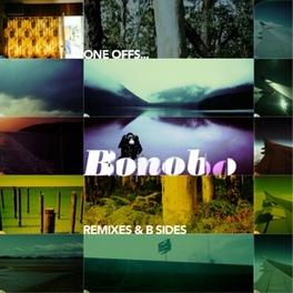ONE OFF REMIXES & B-SIDES BONOBO, CD