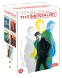 MENTALIST-SEASON 1-5 PAL/REGION 2-BILINGUAL TV SERIES, DVDNL