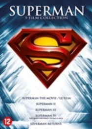 Superman collection, (DVD) SUPERMAN THE MOVIE MOVIE, DVDNL