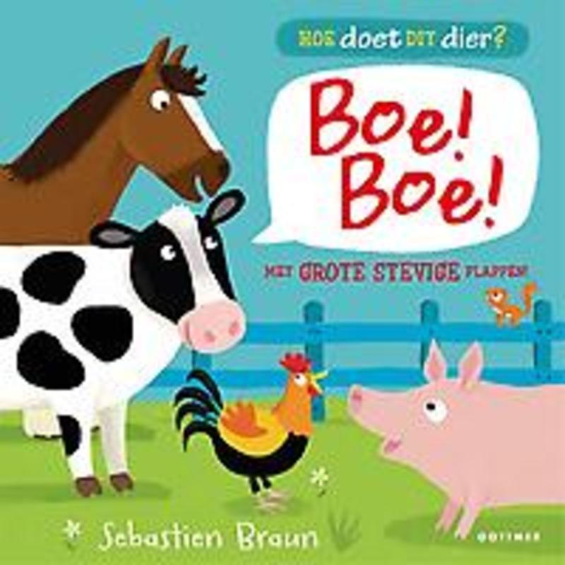 Boe! Boe!: Boe! Boe! Seb Braun, Hardcover