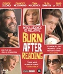 Burn after reading, (Blu-Ray) BILINGUAL // W/BRAD PITT/GEORGE CLOONEY/JOHN MALKOVICH