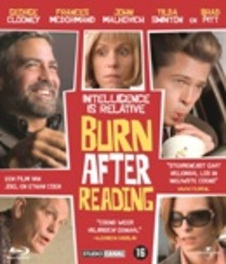 Burn after reading, (Blu-Ray) BILINGUAL // W/BRAD PITT/GEORGE CLOONEY/JOHN MALKOVICH MOVIE, Blu-Ray