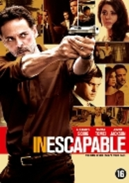 INESCAPABLE PAL/REGION 2 // W/ ALEXANDER SIDDIG, JOSHUA JACKSON MOVIE, DVDNL