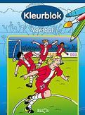 Kleurblok: voetbal