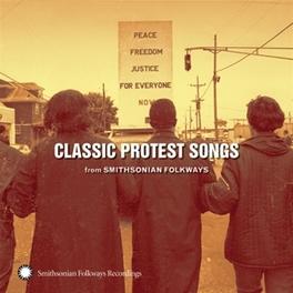 CLASSIC PROTEST SONGS W/WOODY GUTHRIE/BIG BILL BROONZY/LIZ GETZ/A.O. Audio CD, V/A, CD