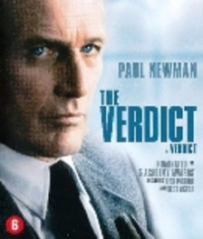 Verdict, (Blu-Ray) BILINGUAL /CAST: PAUL NEWMAN MOVIE, BLURAY