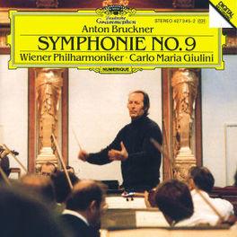 SYMPHONIE NR 9 WP GIULINI Audio CD, A. BRUCKNER, CD