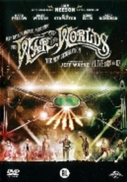 Jeff Wayne - War of the world concert, (DVD) BILINGUAL / THE NEW GENERATION-ALIVE ON STAGE AT THE O2 JEFF WAYNE, DVD