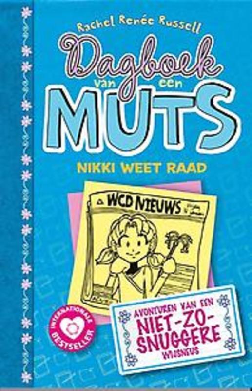 Boek Dagboek Van Een Muts 5 Nikki Weet Raad