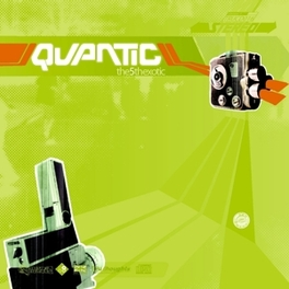 5TH EXOTIC Audio CD, QUANTIC, CD