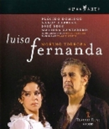 LUISA FERNANDA, TORROBA, MORENO, COBOS, J.L. COBOS Blu-Ray, TORROBA, BLURAY