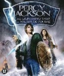 Percy Jackson & The lightning thief, (Blu-Ray) .. LIGHTNING THIEF /BILINGUAL /CAST: ALEXANDRA DADDARIO MOVIE, BLURAY
