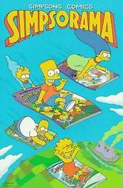 Simpsons Comics Simps-O-Rama Groening, Matt, Paperback