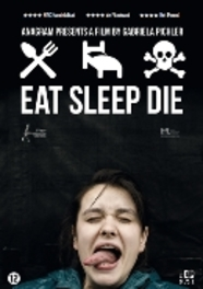 Eat sleep die, (DVD) PAL/REGION 2 // BY GABRIELA PICHLER MOVIE, DVDNL