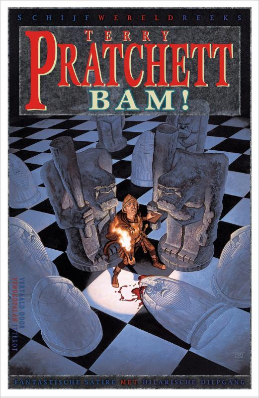 Bam!. Terry Pratchett, Paperback