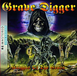 KNIGHTS OF THE.. -REMAST- .. CROSS Audio CD, GRAVE DIGGER, CD
