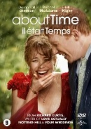 About time , (DVD) PAL/REGION 2-BILINGUAL // W/ RACHEL MCADAMS MOVIE, DVDNL