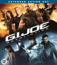 G.I. Joe 2 - Retaliation, (Blu-Ray) BILINGUAL // W/ DWAYNE JOHNSON MOVIE, BLURAY