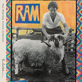 RAM PAUL MCCARTNEY, CD
