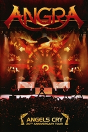 ANGELS CITY 20TH ANNIVERSARY LIVE ANGRA, DVD