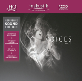 REFERENCE SOUND.. -HQ- .. - VOICES VOL.2 V/A, CD