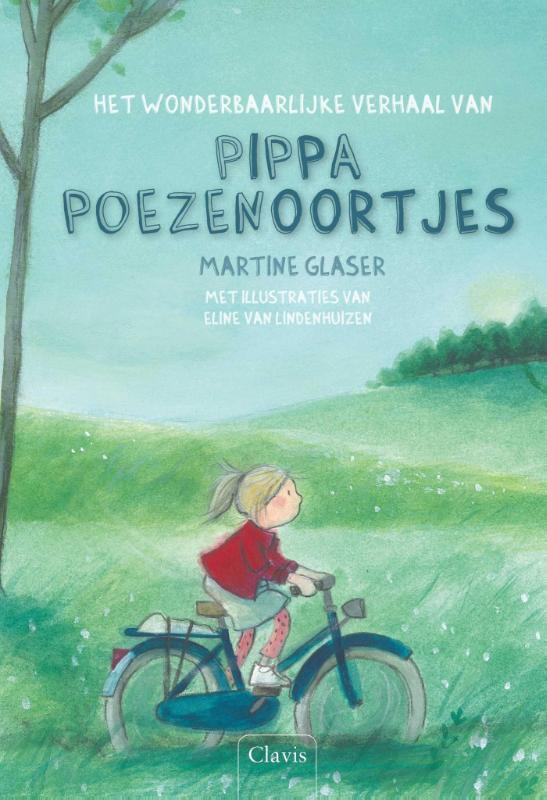 Het wonderbaarlijke verhaal van Pippa Poezenoortjes Glaser, Martine, Hardcover